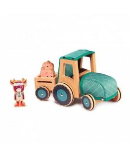 Rosalie Tractor +2y - Lilliputiens