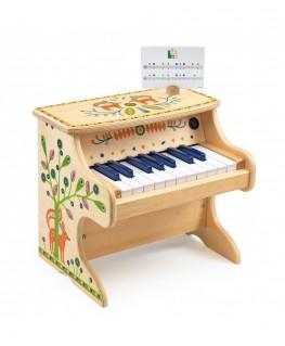 Electronic Piano 18 keys Animambo +3j - Djeco