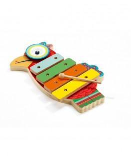 Cymbal and xylophone +18m Animambo- Djeco