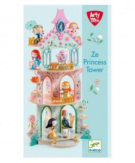 Ze Princess tower +4j - Djeco