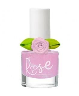 Nail Polish Rose/Nails on Fleek - Snails