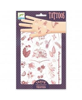 Hello Summer tattoo +3j - Djeco