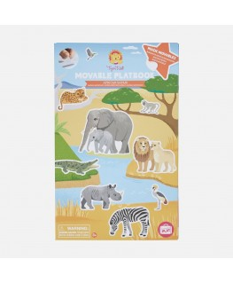 Movable Playbook/african safari - Tiger Tribe