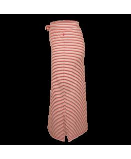 Ella Skirt White Peach - Small Rags