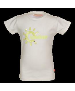 T-shirt March Ecru - Someone