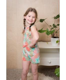 Nikki trousers Real Teal - Lily Balou
