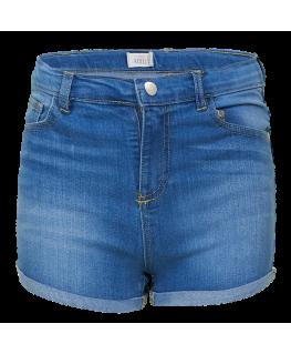 Jeansshort Squeeze Denim Blue - Mini Rebels