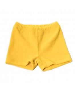Short ben Yellow velour - Onnolulu
