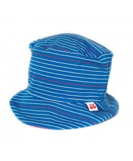 zomerhoedje blauw streep - Froy & Dind