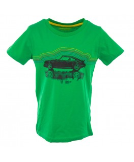 T-shirt Russell Shape Green - Stones And Bones