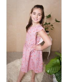 Bobette dress Goldfish - ba*ba kidswear