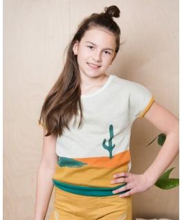Anna shirt Cactus - ba*ba kidswear