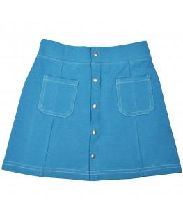 Button Skirt Fainece Punto Di Roma - ba*ba kidswear