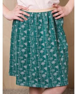 Bonny skirt Lurex flower - ba*ba kidswear