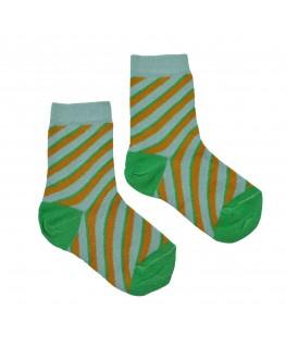 Kleedje Bess Diagonal Stripe - Froy&Dind