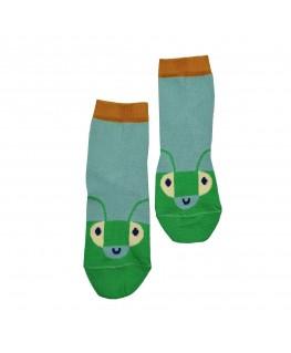 Socks Happy beetles - ba*ba kidswear