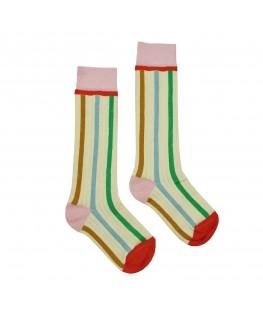 Kneesocks Stripes S21 - ba*ba kidswear