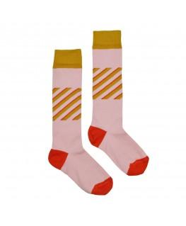 Kneesocks Pink - ba*ba kidswear