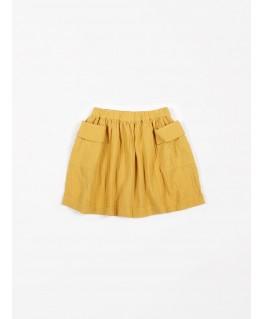 Skirt pockets tetra curry - Mundo Melocotón