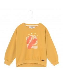 Sweater Rabbit Licht Grey Melange - Someone