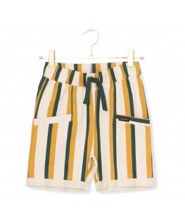 Bailey Shorts - Butter Cream Stripe - A MONDAY in Copenhagen