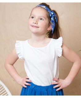 Eline Top optical-white - Lily Balou