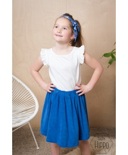 Rosie Skirt dazzling-blue - Lily Balou