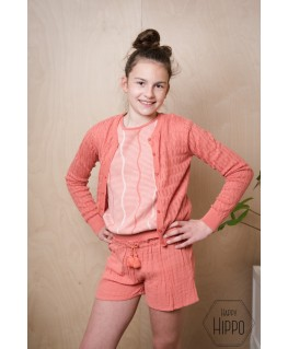 Nanou Shorts crabapple - Lily Balou