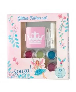 Beauty set Glitter tattoo set - Souza!