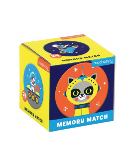 Mini Memory Game / Outer Space - Mudpuppy