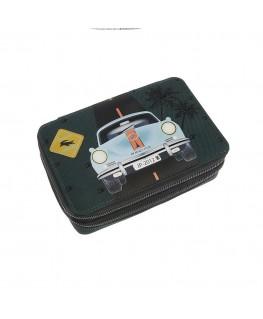 Pencil Box Filled Monte Carlo - Jeune Premier