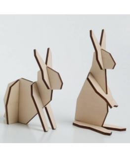 Atelier Pierre / Koppel Konijntjes