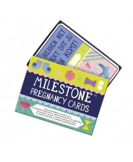 Milestone Zwangerschap Cards
