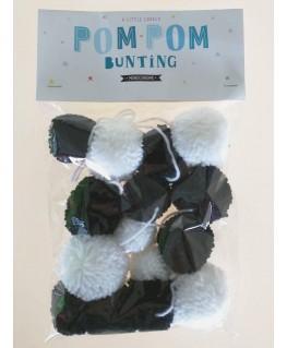 Pompom slinger: Monochrome - A Little Lovely Company