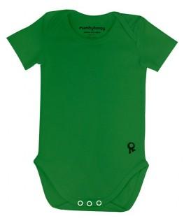 Body korte mouwen / Groen - Mambotango