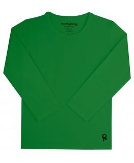 T-Shirt lange mouwen / Groen - Mambotango