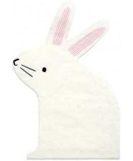Bunny napkins - Meri Meri