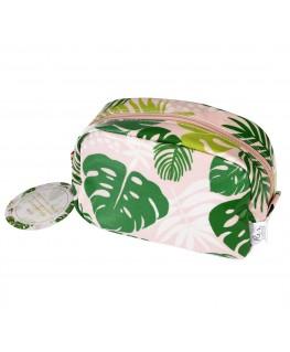 Tropical Palm Make Up Bag - Rex