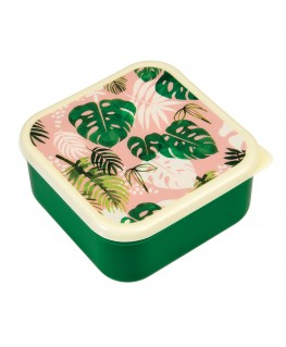 Tropical Palm Snack Boxes (Set Of 3) - Rex
