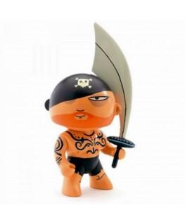 Arty Toys Pirates Tatoo +4j - Djeco