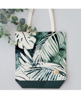 Tote Bag Mystic Jungle - Annet Weelink Design
