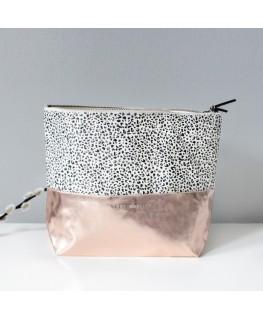Beauty Bag - Pebbles Beach - Annet Weelink Design