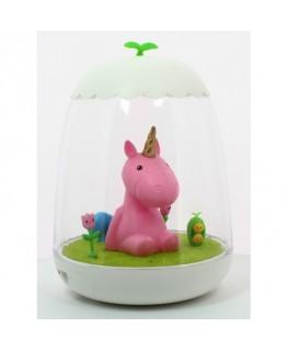 Nachtlamp Eenhoorn - Petit Akio - Happy Hippo