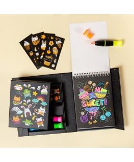 Sketcher Tape Scenes to decorate - Artzooka