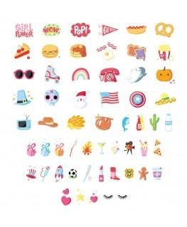 Lightbox letter set: American Dreams - A little lovely Company