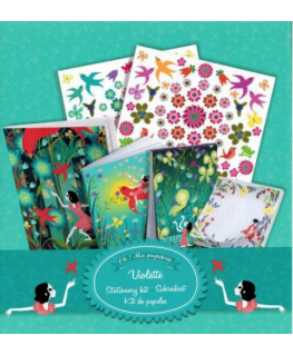 My Stationery Violette 7-13 j - Djeco