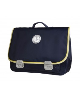Schoolbag Paris Large Navy Blue - JP