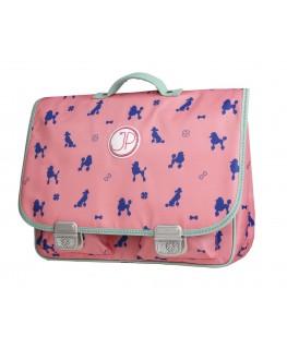 Schoolbag Paris Large Poodle - JP