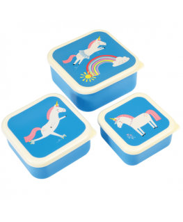 Magische eenhoorn snack boxes - Rex