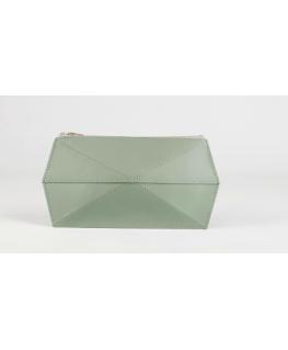 Portemonnee large Soft Green - Zand Erover